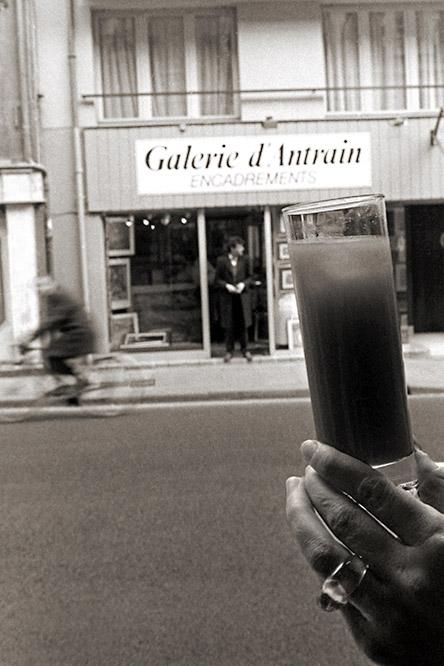 velo et verre rue d'Antrain
