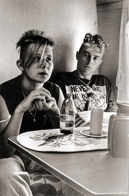 couple de punk